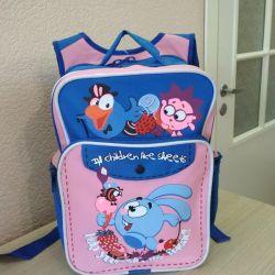 Yeni sırt çantası