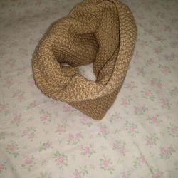 Snud scarf beige new