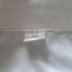 Children's shirt for school