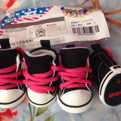 Shoes boots boots sneakers new size 1