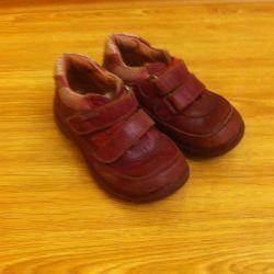 Spor ayakkabı, kullanılmış, Firma Kotofey, deri