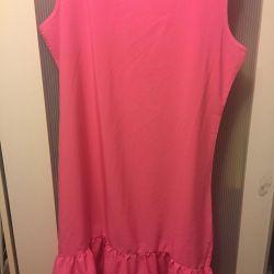 New light dress with-m