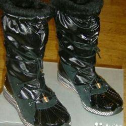 New winter boots Rockport K71383 Rockport