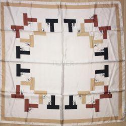 Texier shawl, silk