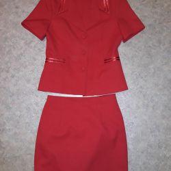 Suit female size 46-48