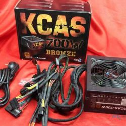 Aerocool KCAS-700W (New Power Supply)