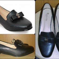 kadın ayakkabısı siyah renk