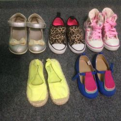 Shoes for girls size 23-24