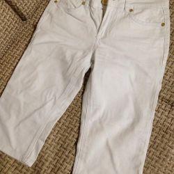 New denim breeches / shorts