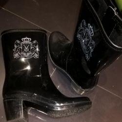 rubber boots keddo