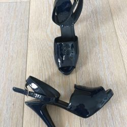 Chanel Sandals Original New 38.5