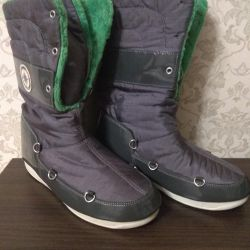 Boots (dutiks), German quality