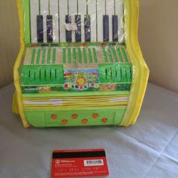 Музыкальный инструмент детский новый