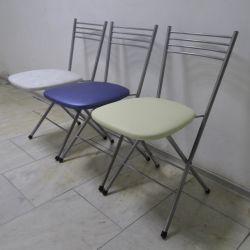 Αναδιπλούμενες καρέκλες