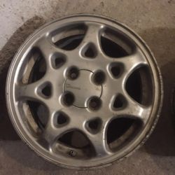 Honda original wheels (2pcs)