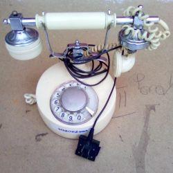 Telefoane cu buton stationar