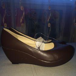 Yeni platform ayakkabılar