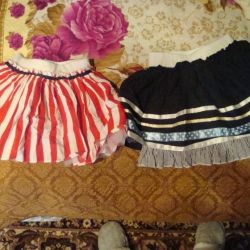I will sell skirts solution 104-110