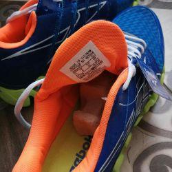 Ανδρικά παπούτσια νέων ανδρών reebok, 45 φορές
