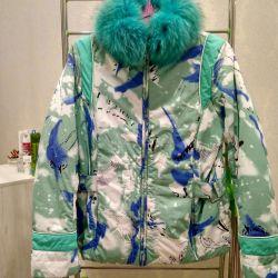 Φως χαριτωμένο σακάκι για γυναίκες, μέγεθος 46-48