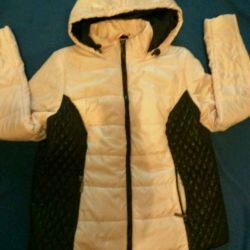 Осіння куртка 56-58 р.