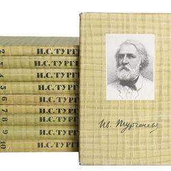 I. S. Turgenev sob. cit. in 10 volumes