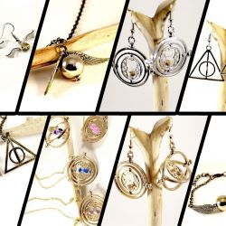 Souvenirs costume jewelry Harry Potter & Fantastic Beasts