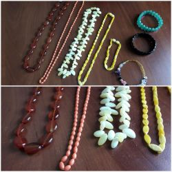 Beads natural stones