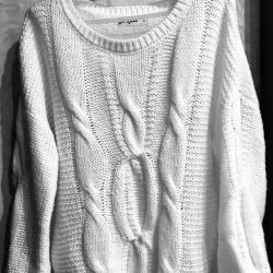 Used sweater