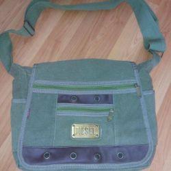 A capacious and robust DIESEL bag