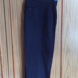 School trousers for boys