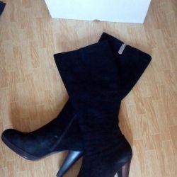 Σουέντ μπότες μεγέθους 38