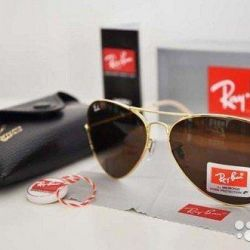Ray bin glasses (aviators) colored