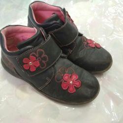 Демисезонные ботинки 30 р