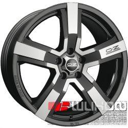 Колесные диски OZ Racing Versilia 9.5x20 PCD 5x114.3 ET 40 DIA 79.00 Matt Black + Diamond cut
