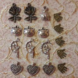 Charms (pendants)