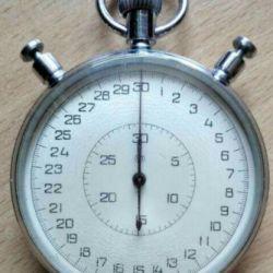 Χρονόμετρο Αθλητισμός Διαίρεση Τρία-Arrow ΕΣΣΔ