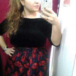 O rochie nouă!