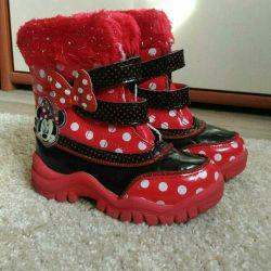 Χειμερινή μπότες Disney 24 μέγεθος