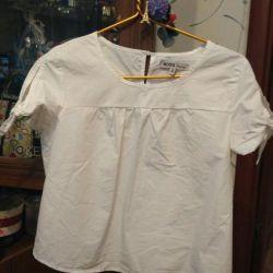 Albă bluză de zăpadă