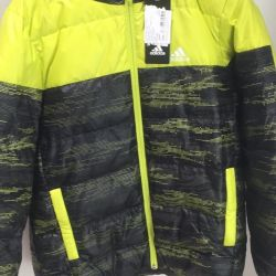 New bright puhovichki from adidas ORIGINAL