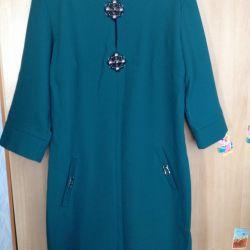 Изумрудное платье (р.44-46)