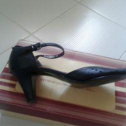 Туфли женские натуральные