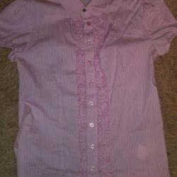 Блузка школьная acoola