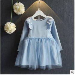 Стильное платье «Облачко»