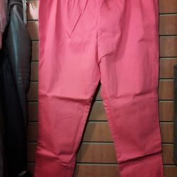 Bright trousers