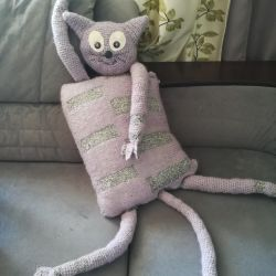 Pillow toy