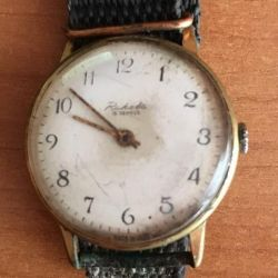 Wrist watches of the USSR