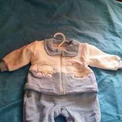 Costum pentru copii pentru nou-nascuti