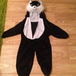Children's New Year suit ENOT